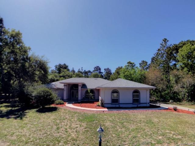 4962 W Custer Drive, Beverly Hills, FL 34465 (MLS #771973) :: Plantation Realty Inc.