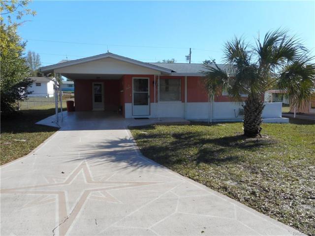 7 Roosevelt Boulevard, Beverly Hills, FL 34465 (MLS #771979) :: Plantation Realty Inc.
