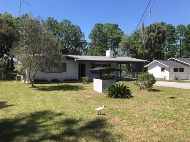 3649 W Cypress Drive, Dunnellon, FL 34433 (MLS #771993) :: Plantation Realty Inc.