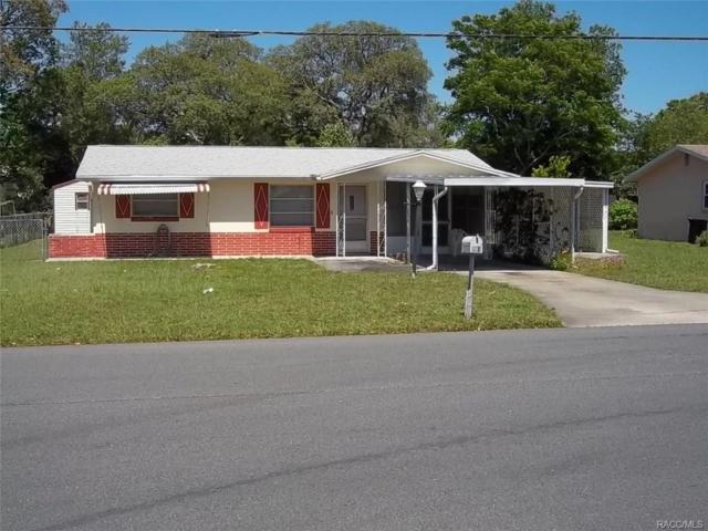21 Regina Boulevard, Beverly Hills, FL 34465 (MLS #772018) :: Plantation Realty Inc.