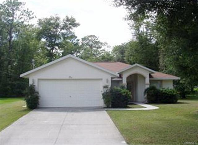3914 S Floral Terrace, Inverness, FL 34452 (MLS #772030) :: Plantation Realty Inc.
