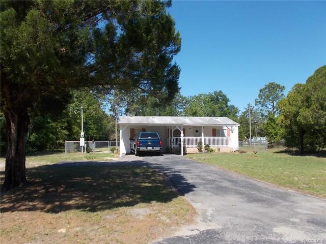 11510 N Riverbend Road, Dunnellon, FL 34433 (MLS #772036) :: Plantation Realty Inc.