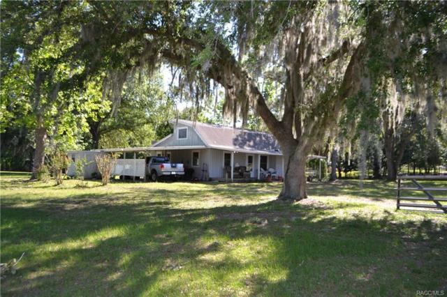 8671 S Vision Circle, Inverness, FL 34452 (MLS #772037) :: Plantation Realty Inc.