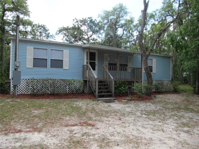 6920 W Pershing Drive, Homosassa, FL 34448 (MLS #772080) :: Plantation Realty Inc.