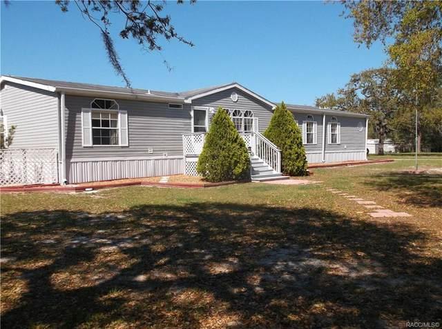 4441 W Meadow Street, Homosassa, FL 34446 (MLS #772091) :: Plantation Realty Inc.