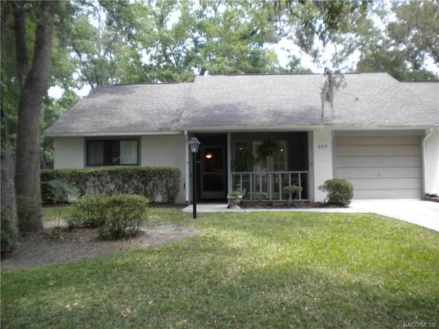 559 W Cherry Laurel Court, Beverly Hills, FL 34465 (MLS #772098) :: Plantation Realty Inc.