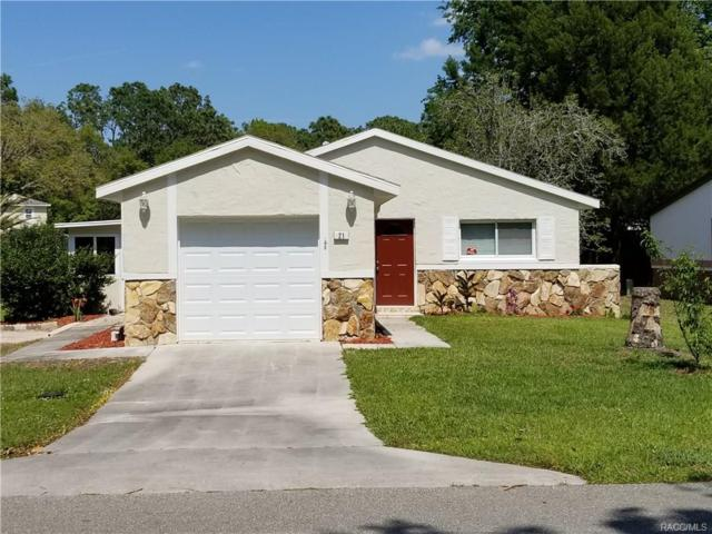 21 Golfview Drive, Homosassa, FL 34446 (MLS #772116) :: Plantation Realty Inc.