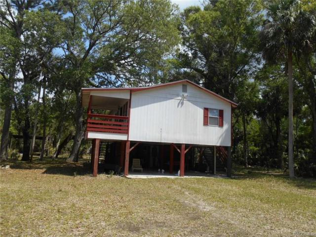 11037 N Andrion Path, Inglis, FL 34449 (MLS #772119) :: Plantation Realty Inc.