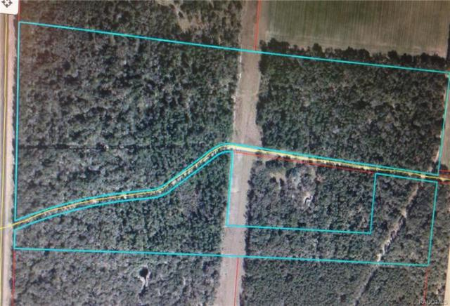 0 Hwy 19, Inglis, FL 34449 (MLS #772128) :: Plantation Realty Inc.