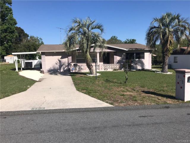 102 S Osceola Street, Beverly Hills, FL 34465 (MLS #772130) :: Plantation Realty Inc.