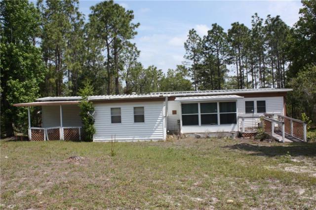 8241 W Ferwerda Court, Crystal River, FL 34428 (MLS #772149) :: Plantation Realty Inc.