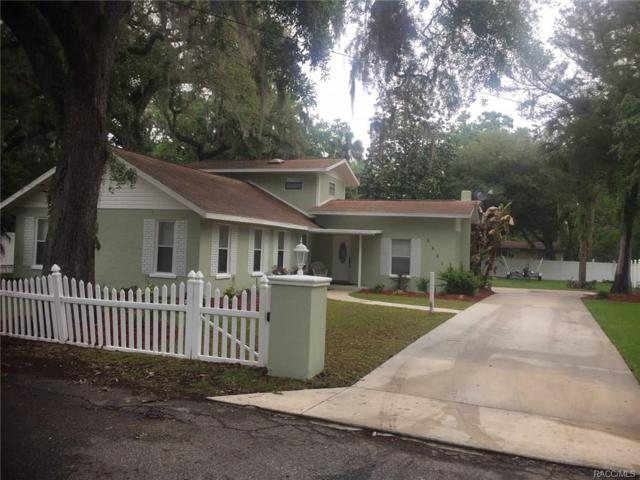 5531 S Magnolia Avenue, Homosassa, FL 34448 (MLS #772330) :: Plantation Realty Inc.