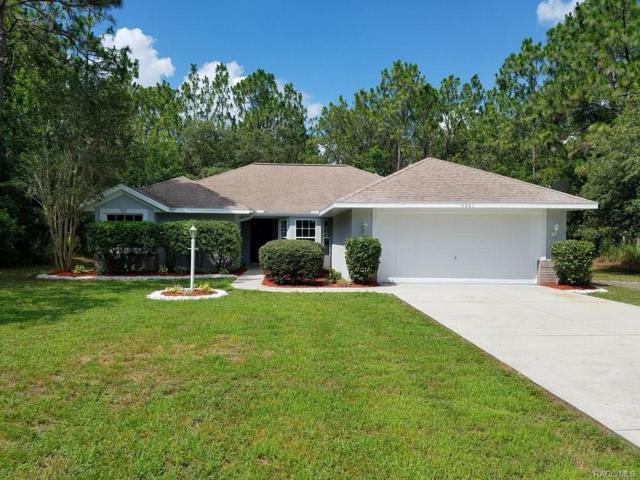 4501 N Rushmore Loop, Beverly Hills, FL 34465 (MLS #773425) :: Plantation Realty Inc.