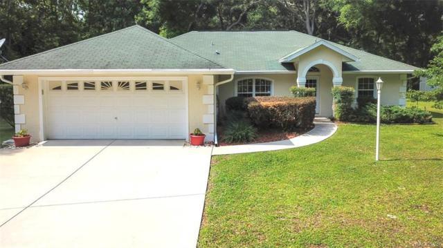 4950 E Marsh Lake Drive, Hernando, FL 34442 (MLS #773649) :: Plantation Realty Inc.