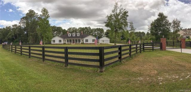 9020 E Orange Avenue, Floral City, FL 34436 (MLS #773653) :: Plantation Realty Inc.