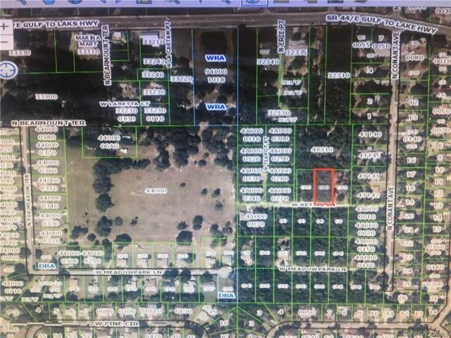 5663 W Kettle Lane, Crystal River, FL 34429 (MLS #773709) :: Plantation Realty Inc.