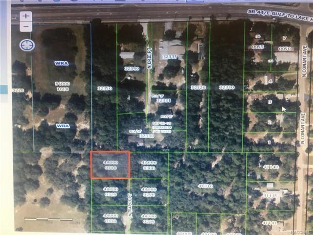 988 N Teapot Point, Crystal River, FL 34429 (MLS #773710) :: Plantation Realty Inc.
