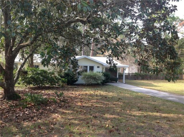 23 54th Street, Yankeetown, FL 34498 (MLS #773889) :: Plantation Realty Inc.