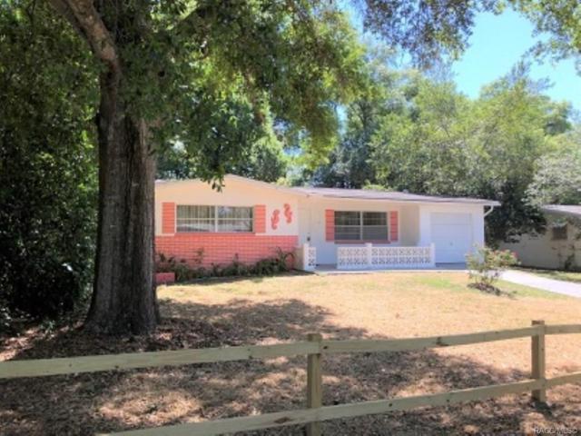 3 S Tyler Street, Beverly Hills, FL 34465 (MLS #773918) :: Pristine Properties