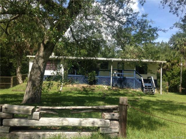 7830 SE 5th Avenue, Inglis, FL 34449 (MLS #774133) :: Plantation Realty Inc.