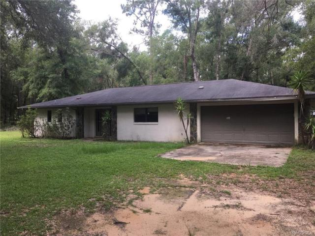 4842 E Stoer Lane, Floral City, FL 34436 (MLS #774182) :: Plantation Realty Inc.