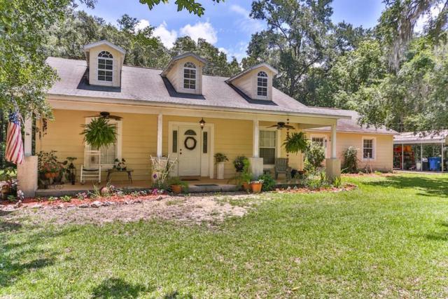 1225 N Munich Terrace, Lecanto, FL 34461 (MLS #774276) :: Plantation Realty Inc.