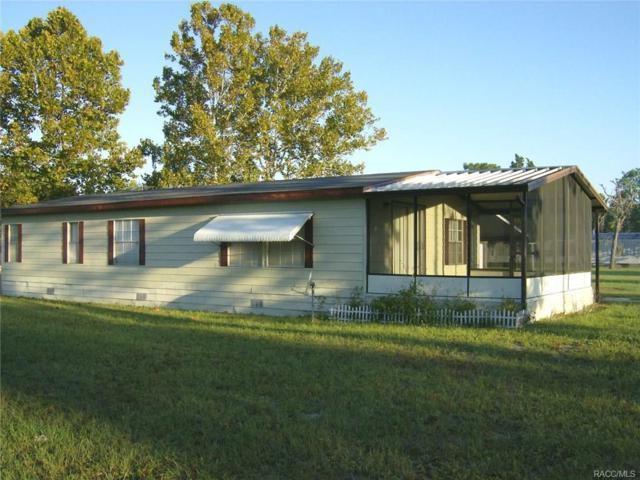 6911-6919 W Cardinal Lane, Homosassa, FL 34446 (MLS #774309) :: Plantation Realty Inc.