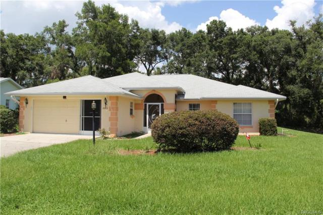2849 N Churchill Way, Hernando, FL 34442 (MLS #774325) :: Plantation Realty Inc.