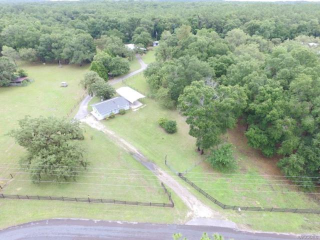 10759 S Flutter Terrace, Inverness, FL 34452 (MLS #774329) :: Plantation Realty Inc.