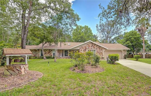 5237 S Louise Point, Homosassa, FL 34446 (MLS #774332) :: Plantation Realty Inc.