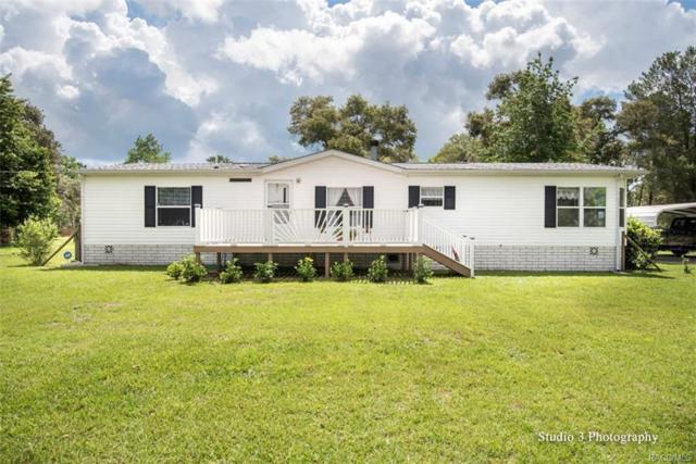 6605 S Coronado Terrace, Lecanto, FL 34461 (MLS #774388) :: Plantation Realty Inc.