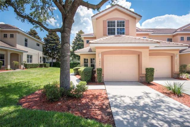 1685 W Spring Meadow Loop, Lecanto, FL 34461 (MLS #774418) :: Plantation Realty Inc.