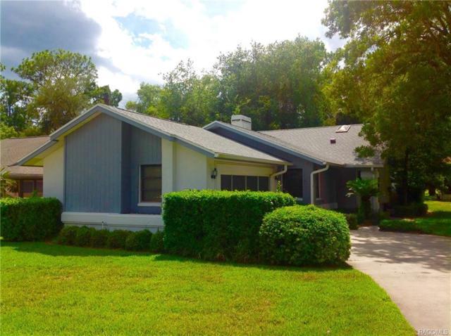34 S Masters Drive, Homosassa, FL 34446 (MLS #774474) :: Plantation Realty Inc.