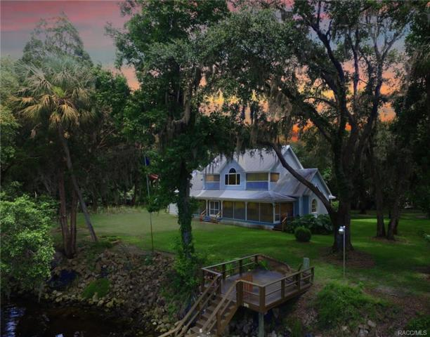 10700 N Sunflower Point, Crystal River, FL 34428 (MLS #774503) :: Plantation Realty Inc.