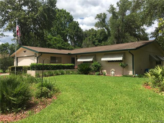 1 Laurelcherry Court, Homosassa, FL 34446 (MLS #774508) :: Plantation Realty Inc.