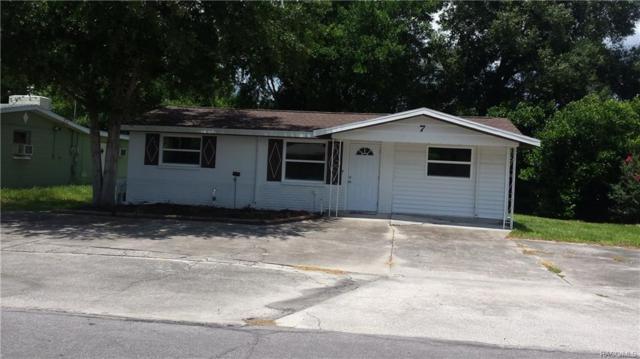 7 W Lemon Street, Beverly Hills, FL 34465 (MLS #774537) :: Plantation Realty Inc.