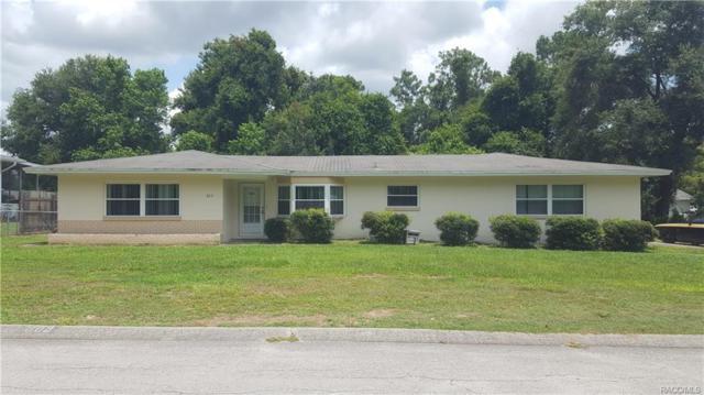 802 Kingsley Terrace, Inverness, FL 34450 (MLS #774569) :: Plantation Realty Inc.