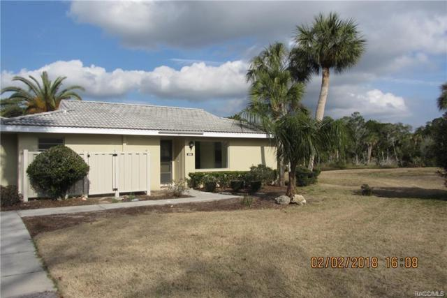 11364 W Bayshore Drive #49, Crystal River, FL 34429 (MLS #774608) :: Plantation Realty Inc.