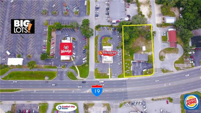 32 NE Us Highway 19 Highway, Crystal River, FL 34429 (MLS #774609) :: Plantation Realty Inc.