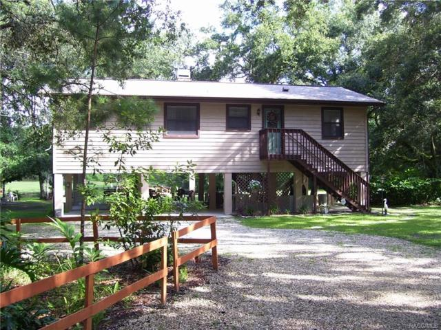 11747 E Cove Springs Path, Floral City, FL 34436 (MLS #774626) :: Plantation Realty Inc.