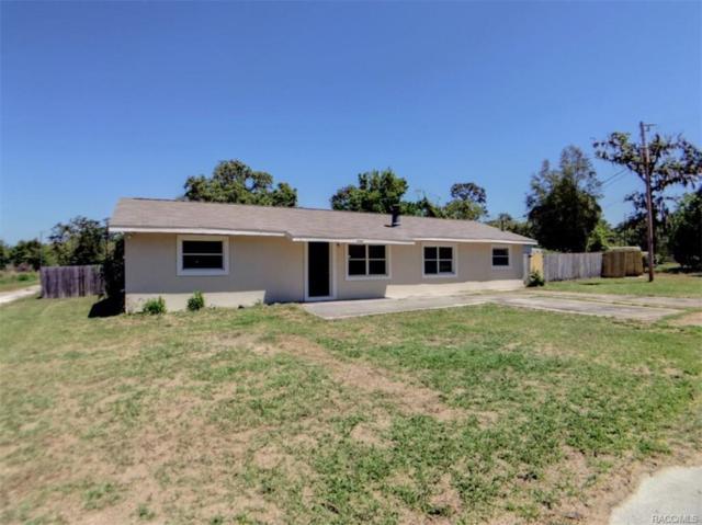 6707 W Green Acres Street, Homosassa, FL 34446 (MLS #774637) :: Plantation Realty Inc.
