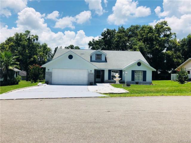 2874 N Churchill Way, Hernando, FL 34442 (MLS #774695) :: Plantation Realty Inc.