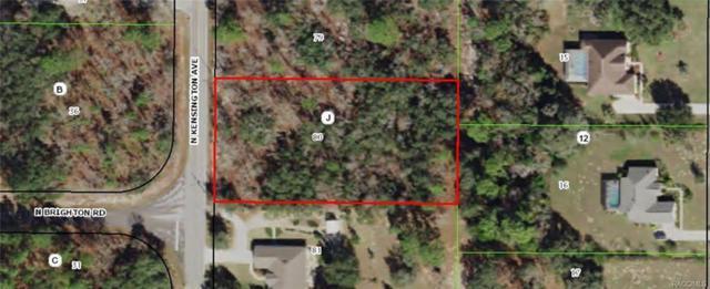 633 N Kensington Lane, Lecanto, FL 34461 (MLS #774847) :: Plantation Realty Inc.