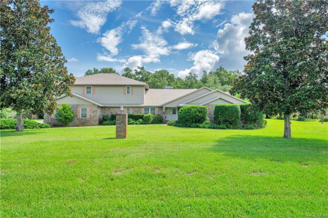 8989 E Sweetwater Drive, Inverness, FL 34450 (MLS #774903) :: Plantation Realty Inc.