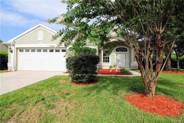 5669 W Hunters Ridge Circle, Lecanto, FL 34461 (MLS #774921) :: Plantation Realty Inc.