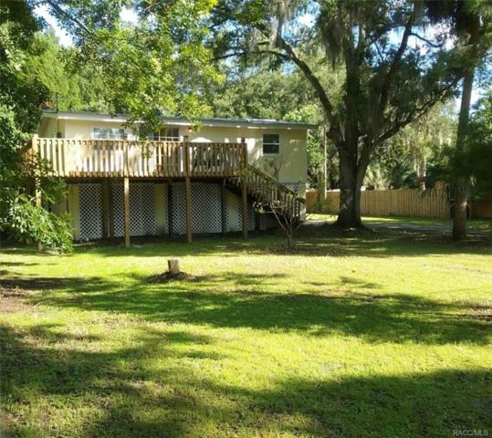 6638 Riverside Drive, Yankeetown, FL 34498 (MLS #774961) :: Pristine Properties