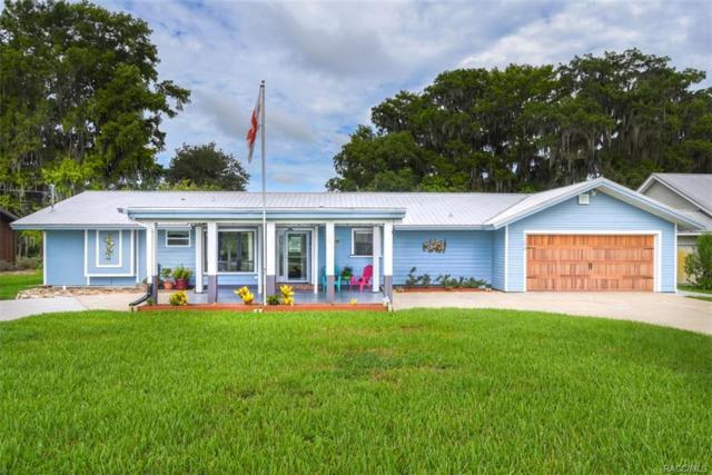 7206 S Duval Island Drive, Floral City, FL 34436 (MLS #775084) :: Plantation Realty Inc.