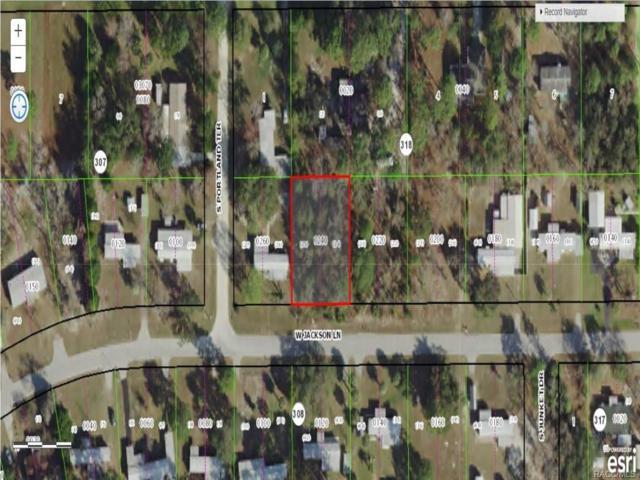 7147 W Jackson Lane, Homosassa, FL 34448 (MLS #775259) :: Plantation Realty Inc.