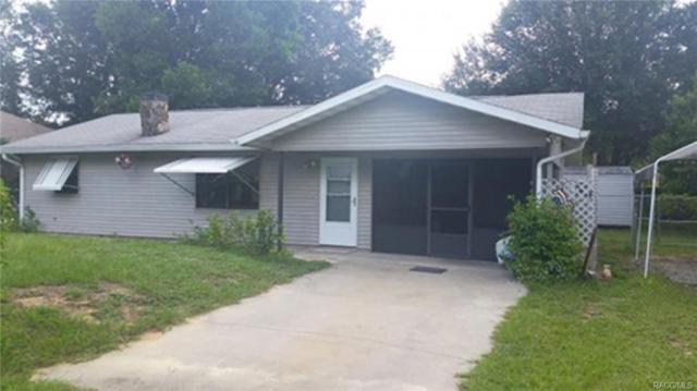 1135 N Fan Palm Point, Crystal River, FL 34429 (MLS #775302) :: Plantation Realty Inc.