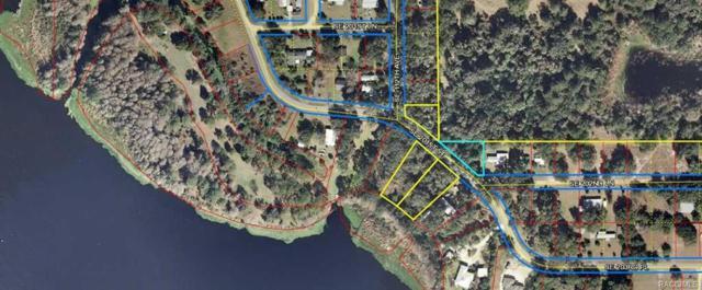 0 SE 201st Street, Inglis, FL 34449 (MLS #775316) :: Plantation Realty Inc.